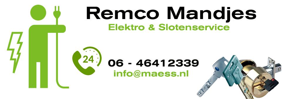 Maess | Elektro & Slotenservice